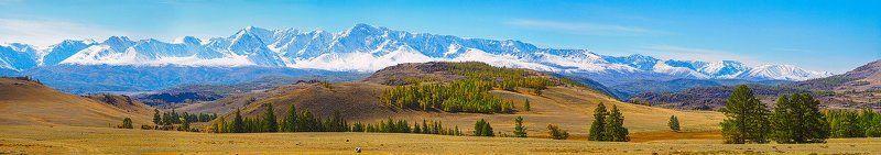 пейзаж, горы, осень, Горный Алтай  Красоты Горного Алтая! photo preview