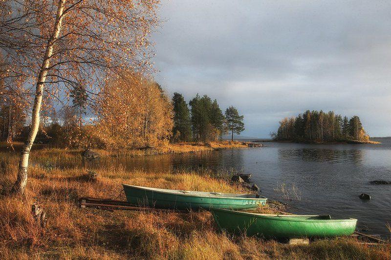 Осень в Карелииphoto preview
