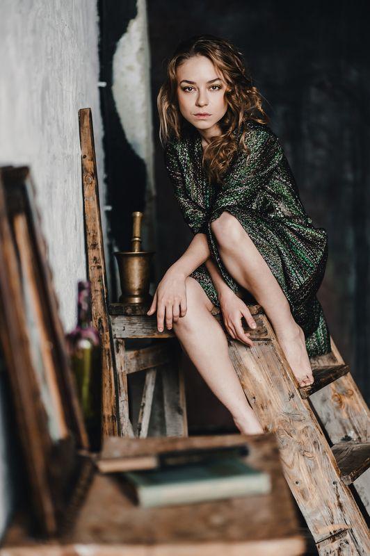 портрет, девушка, знаменитости Ринаphoto preview
