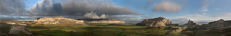 пейзаж, панорама, ландшафт, необычный, Казахстан, Долина Замков, landscape, panorama Айракты-Шоманай / Airakty-Shomanayphoto preview