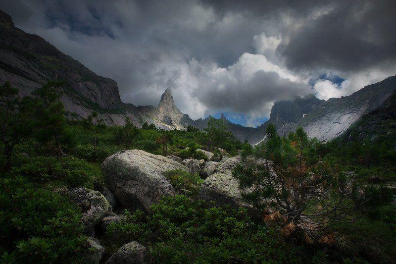 ергаки, горы, саяны, лето, сибирь В глубине Саянских горphoto preview