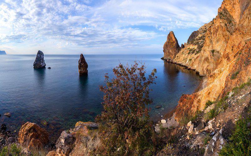Крым, Фиолент, Севастополь, Черное море \