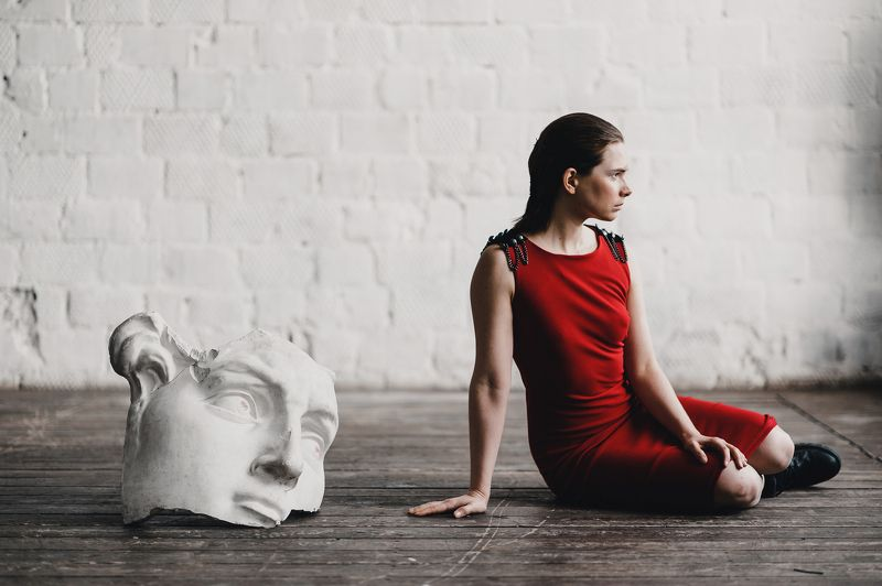 портрет, фешн Марияphoto preview
