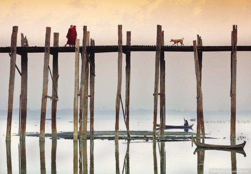 bridge,бирма,мост,Мандалай,мьянма,Амарапура,asia,Myanmar,Burma,Mandalay,ubein,Убэйн,тиковый_мост,тик,тиковое_дерево,amarapura Мост Убэйнphoto preview