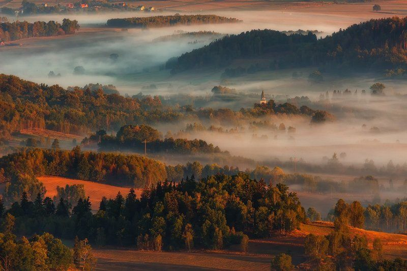 landscape,canon,mist,light,autumn .... to Breathe the Air That You Need.photo preview