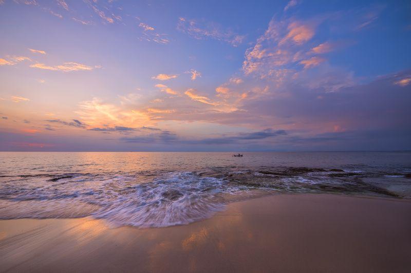 путешествие,Бали,закат,пляж,Индонезия, Цвета вечернего Бали.photo preview