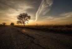 По пути с закатом