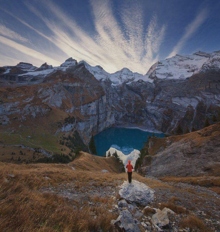 швейцария, альпы Швейцарские Альпы: навстречу новому днюphoto preview