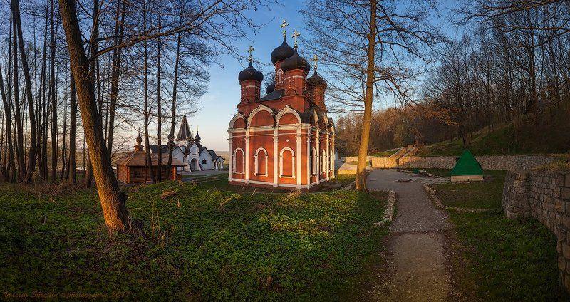 Пощупово Иоанно-Богословский монастырь источник ИОАННА БОГОСЛОВА.photo preview