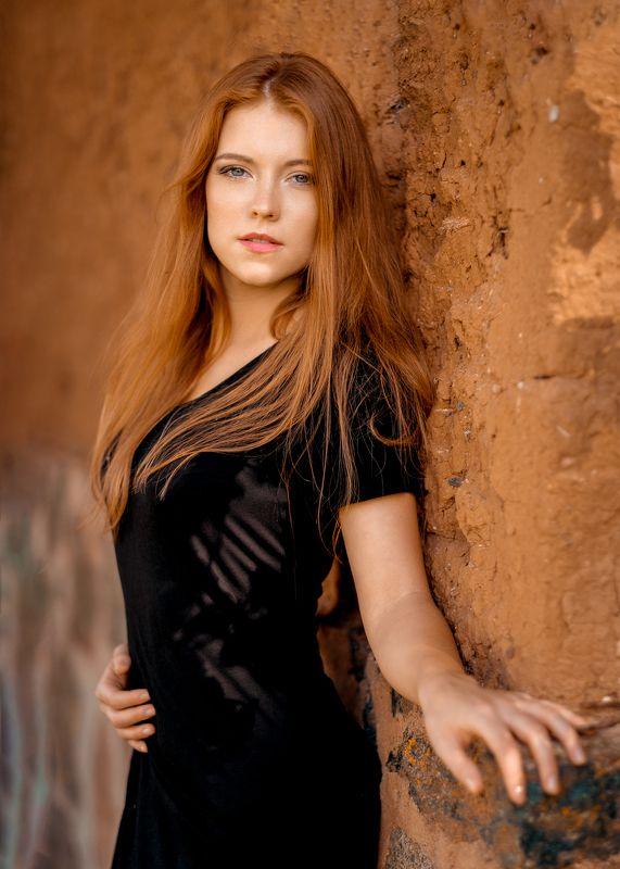 girl, female, pretty, portrait, redhead Readheadphoto preview