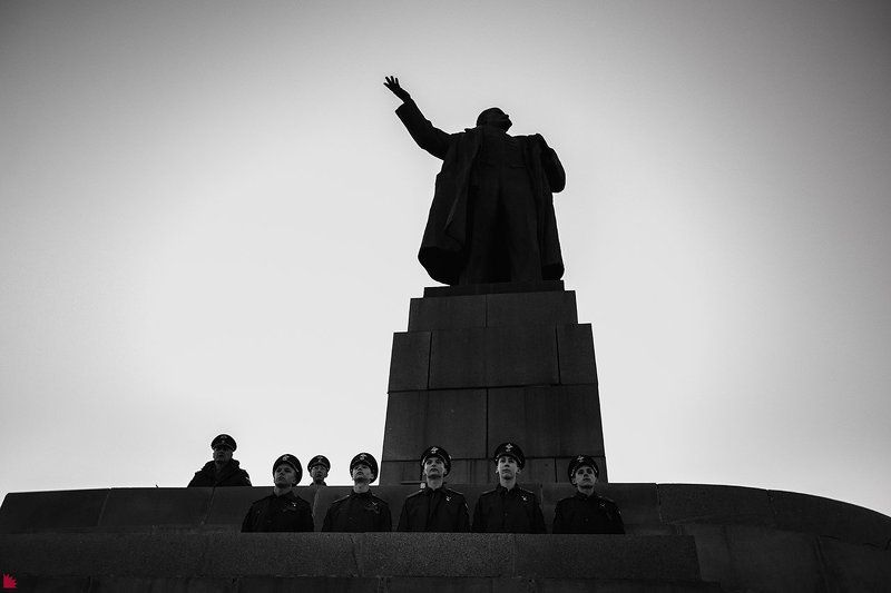Репетиция Парада Победы в Екатеринбургеphoto preview