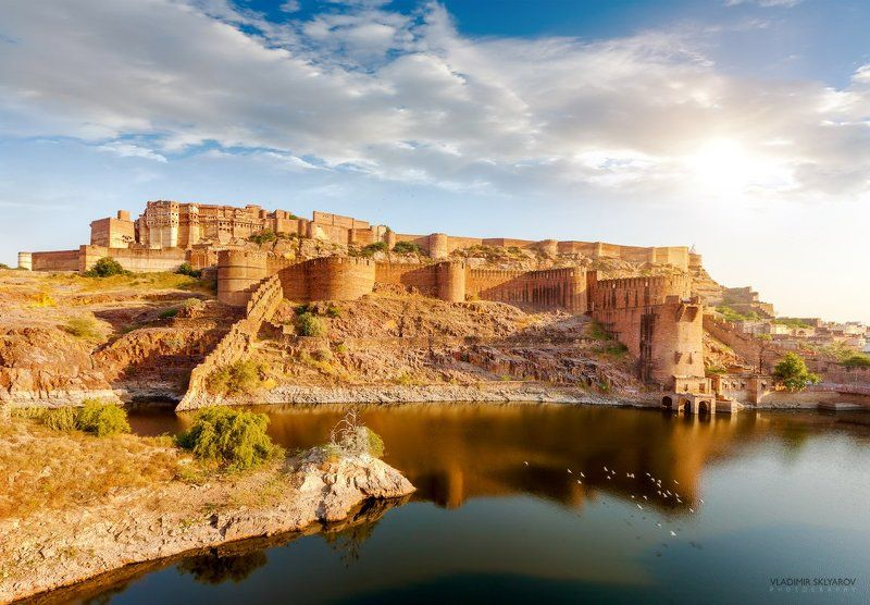 Mehrangarh Fortphoto preview