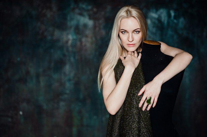 актриса, портрет, женщина Янаphoto preview