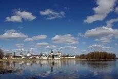 Иверский монастырь. Валдай