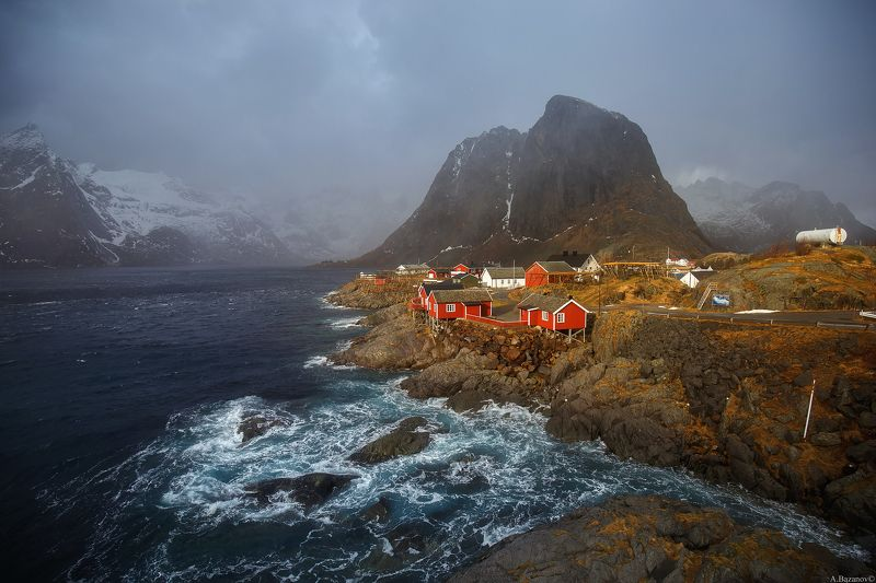 Hamnoy photo preview
