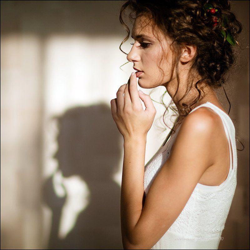 портрет, девушка Аленаphoto preview