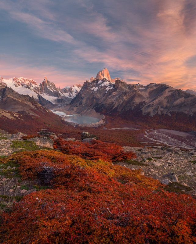 sv-phototravel.com, патагония Patagonia in redphoto preview