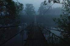 В тумане рассвета