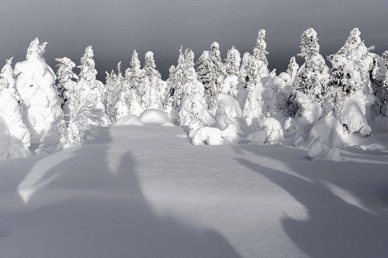 урал,зима,таганай,белый,горы,снег,солнце Триумф тенейphoto preview