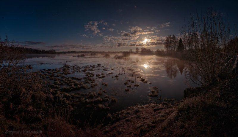 лунные разливы...photo preview