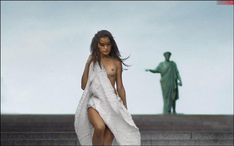 lucas, lucastudio, nude Лестница к морю ©photo preview