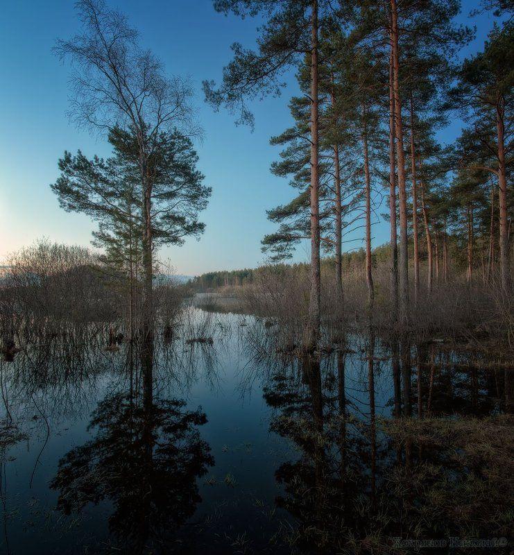 разлилась река...photo preview