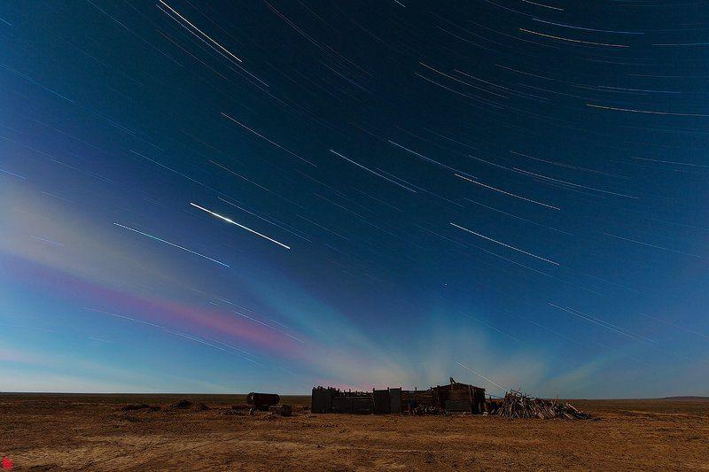 казахстан, аул акеспе, недалеко от малого арала Акеспеphoto preview