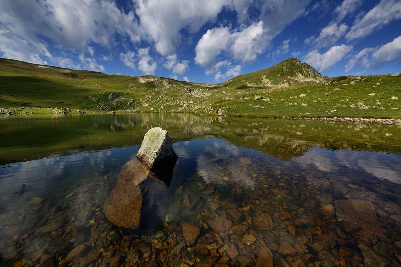 У горного озера....photo preview