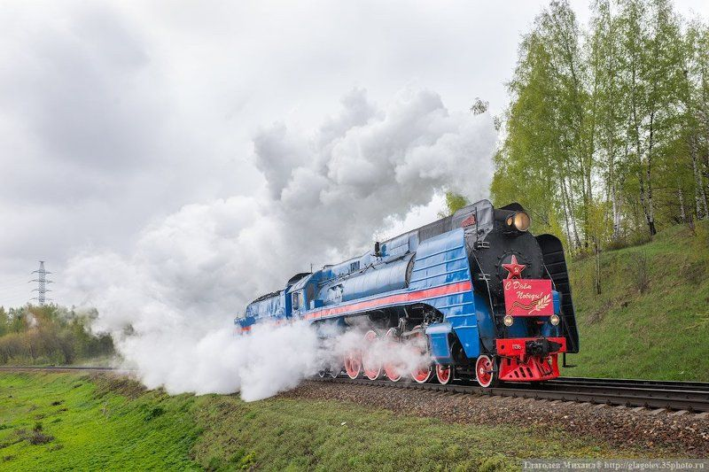 Поезд Победы 2017photo preview