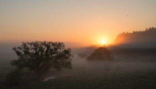 Утро раннее...
