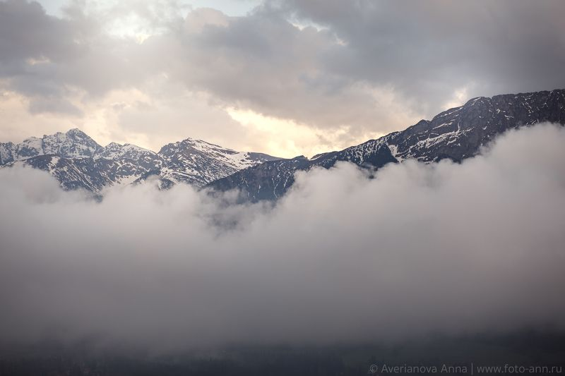 тары, горы, пейзаж, отпуск Татрыphoto preview