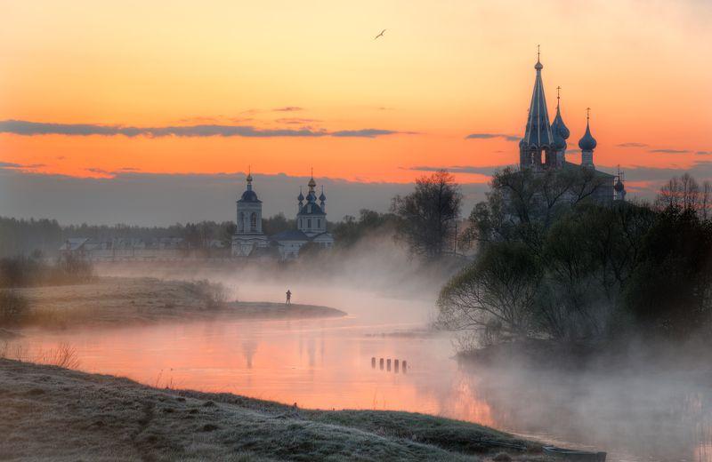 дунилово про одно утро села Дуниловоphoto preview