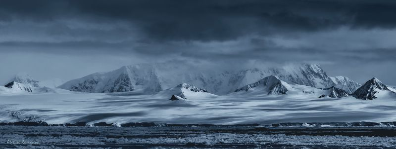 путешествия, пейзаж, антарктида, природп, глры Антарктическое побережьеphoto preview