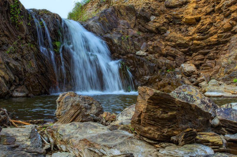 Саринский водопадphoto preview