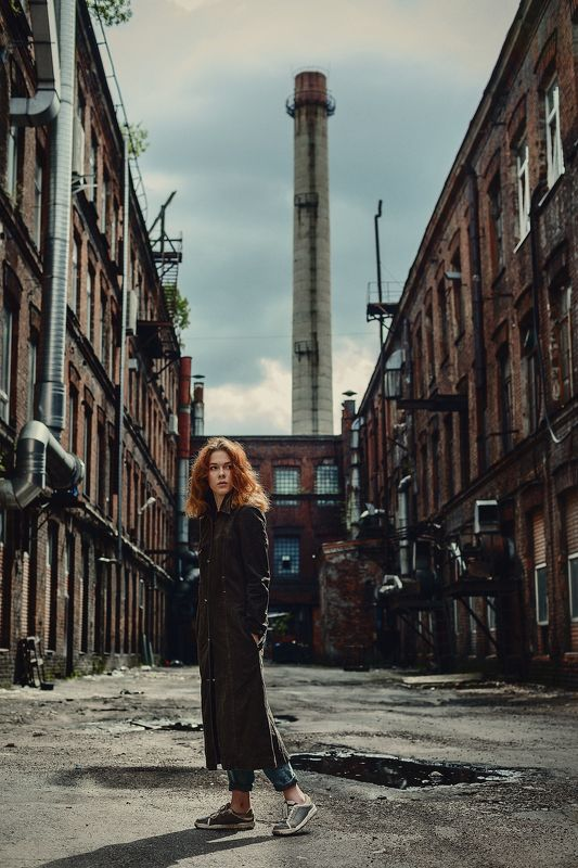 портрет, девушка, ветер, ритм, арт **photo preview