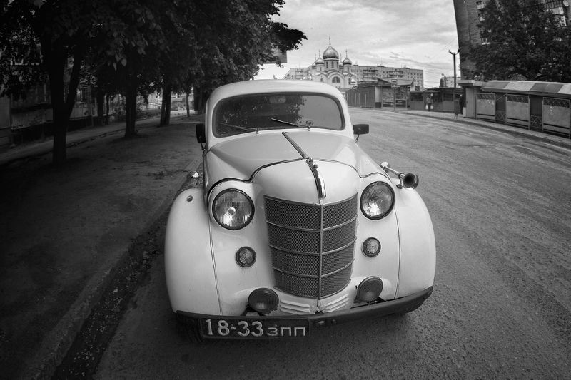 авто,раритет,москвич,старина Тазик ...photo preview