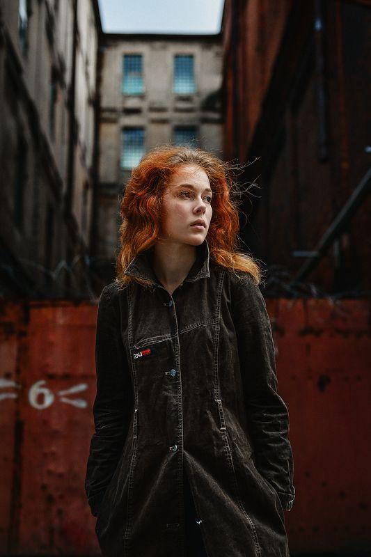 портрет, девушка, ветер, ритм, арт ***photo preview