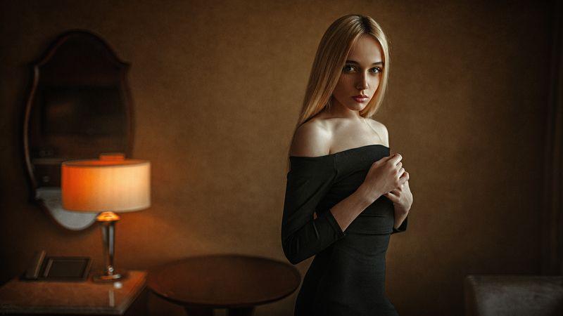портрет, арт, модель, portrait, art Машаphoto preview