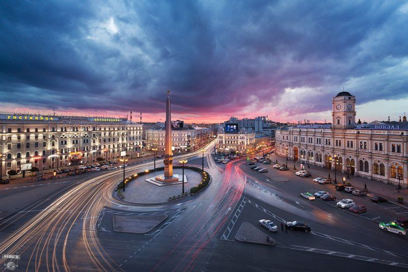 Площадь Восстания, Московский вокзалphoto preview