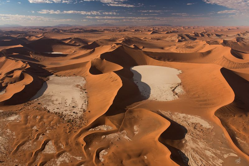 намибия пустыня намиб дюны соссусвлей съемка воздуха Дюны великого Намибаphoto preview