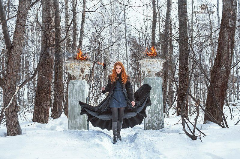 Холод и пламяphoto preview
