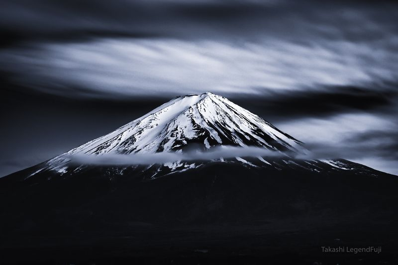 Fuji,mountain,Japan,clouds,snow,peak,summit,white,blue,sky,amazing,beautiful, Snow peakphoto preview