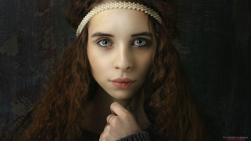 портрет, девушка, модель, фотография, ретушь Ликаphoto preview
