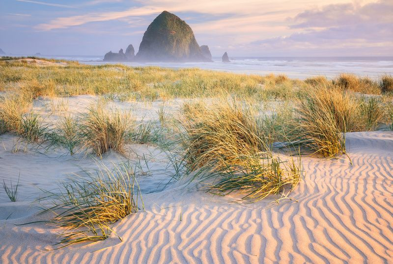 cannon beach Soft Cannonphoto preview