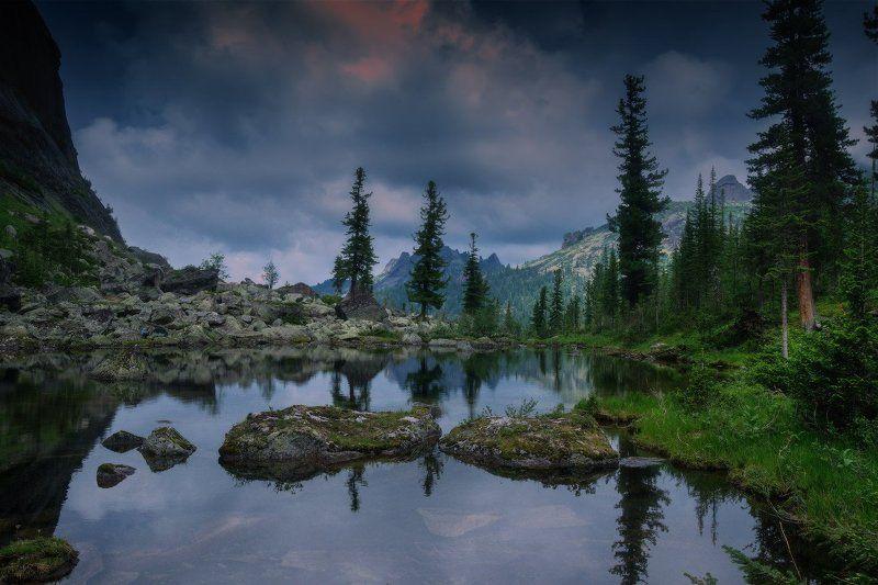 ергаки, горы, саяны, лето, сибирь, лазурное На Лазурномphoto preview