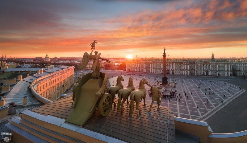 Главный штаб, Дворцовая площадьphoto preview