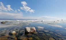 Тающий лёд