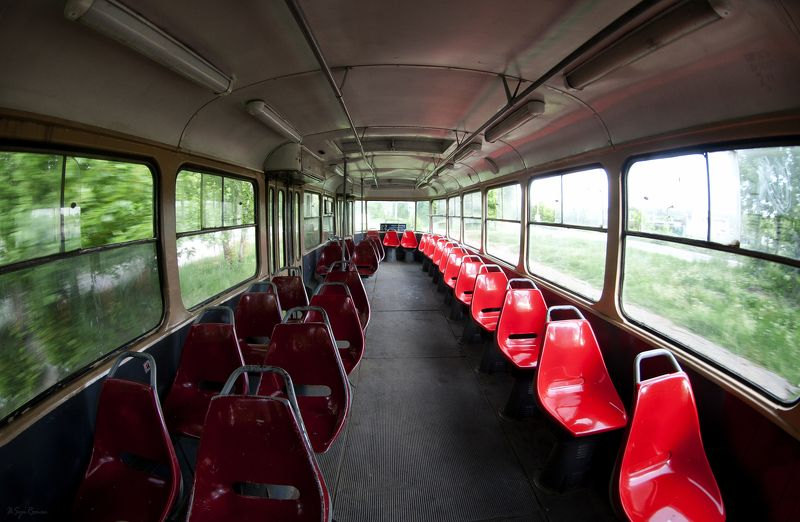 трамвай,вагон ***photo preview