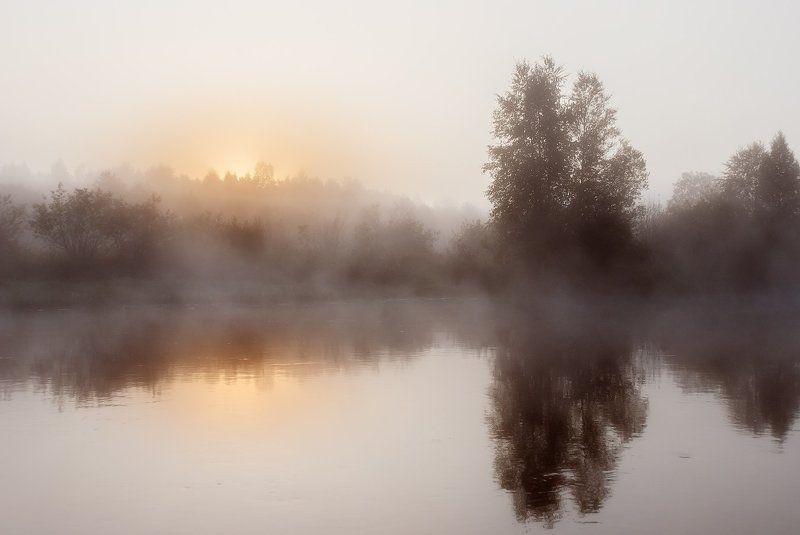 Утро на Кеме.photo preview
