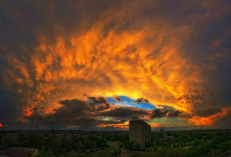 Пожар на небесахphoto preview